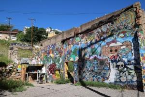 Bisbee Street Art