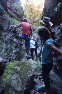 Bouldering 1