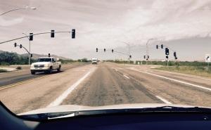 Moson Road Traffic Light